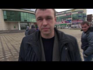 Переодетые путинские бандиты ЦПЭ похищают в заложники протестующих